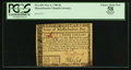 Colonial Notes:Massachusetts, Massachusetts May 5, 1780 $8 PCGS Apparent Choice About New 58.....