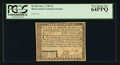 Colonial Notes:Rhode Island, Rhode Island July 2, 1780 $5 PCGS Very Choice New 64PPQ.. ...