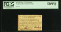 Colonial Notes:North Carolina, North Carolina December, 1771 2s6d Duck PCGS Choice About New 58PPQ.. ...