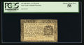 Colonial Notes:New York, New York March 5, 1776 $1/8 PCGS Choice About New 58.. ...