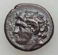 Ancients:Greek, Ancients: CYRENAICA. Cyrene. Ca. 300-261 BC. AR didrachm (7.52gm). ...