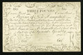 Colonial Notes:New Hampshire, New Hampshire April 3, 1755 Redated June 1, 1756 £3 Cohen ReprintChoice New.. ...