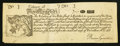 Colonial Notes:New Hampshire, New Hampshire June 20, 1775 1s Cohen Reprint Very Fine.. ...