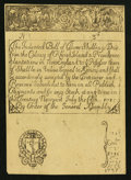 Colonial Notes:Rhode Island, Rhode Island July 5, 1715 Redated 1737 3s Cohen Reprint About New.....