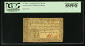 Colonial Notes:Pennsylvania, Pennsylvania April 10, 1777 2s PCGS Choice About New 58PPQ.. ...