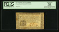 Colonial Notes:Pennsylvania, Pennsylvania April 10, 1777 £4 PCGS Apparent About New 50.. ...