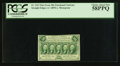 Fractional Currency:First Issue, Fr. 1312 50¢ First Issue PCGS Choice About New 58PPQ.. ...