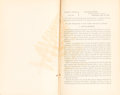 Miscellaneous:Ephemera, Emancipation Proclamation: Bound Volume of General Orders. ...(Total: 2 Items)
