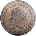 Early Half Dollars, 1795 50C 2 Leaves, A Over E in STATES, O-113a, R.4, AU50 NGC....