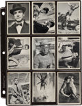 Memorabilia:Trading Cards, James Bond Trading Cards Sets Group (Philadelphia Gum, 1965)....