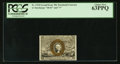 Fractional Currency:Second Issue, Fr. 1318 50¢ Second Issue PCGS Choice New 63PPQ.. ...
