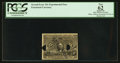 Fractional Currency:Second Issue, Milton 2E25R.3c 25¢ Second Issue Experimental PCGS Apparent New 62.. ...