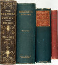 Books:Americana & American History, [American Military History]. Group of Four Books about AmericanMilitary History. Various publishers and dates.... (Total: 4 Items)
