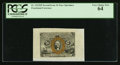 Fractional Currency:Second Issue, Fr. 1232SP 5¢ Second Issue Wide Margin Face PCGS Very Choice New 64.. ...