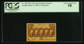 Fractional Currency:First Issue, Fr. 1281 25¢ First Issue PCGS Choice About New 58.. ...