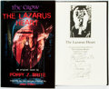 Books:Horror & Supernatural, Poppy Z. Brite. SIGNED/LIMITED. The Crow™ The Lazarus Heart. Gauntlet Publications, 1999. ...