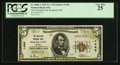 National Bank Notes:Maine, Rockland, ME - $5 1929 Ty. 1 The Rockland NB Ch. # 1446. ...