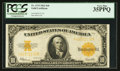 Large Size:Gold Certificates, Fr. 1173 $10 1922 Gold Certificate PCGS Very Fine 35PPQ.. ...