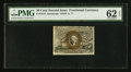 Fractional Currency:Second Issue, Fr. 1318 50¢ Second Issue PMG Uncirculated 62 EPQ.. ...
