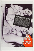 """Movie Posters:Adult, Siv, Anne, and Sven & Others Lot (Associated Film Distributors, 1971). One Sheets (2) (27.75"""" X 41.75"""", 27"""" X 41""""), Lobby Ca... (Total: 16 Items)"""