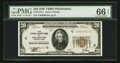 Small Size:Federal Reserve Bank Notes, Fr. 1870-C $20 1929 Federal Reserve Bank Note. PMG Gem Uncirculated 66 EPQ.. ...