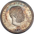 Coins of Hawaii, 1883 25C Hawaii Quarter MS67+ PCGS. CAC....