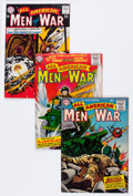 Silver Age (1956-1969):War, All-American Men of War Group (DC, 1956-66) Condition: Average FN.... (Total: 14 Comic Books)