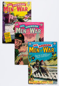 Golden Age (1938-1955):War, All-American Men of War #6-10 Group (DC, 1953-54) Condition:Average GD/VG.... (Total: 5 Comic Books)