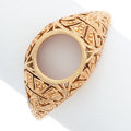 Estate Jewelry:Rings, Gold Ring Mounting. ...