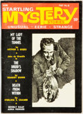 Books, [Stephen King]. Startling Mystery Stories Magazine. Fall No. 6. Featuring the first professional publication by ...
