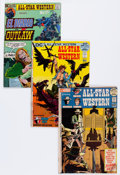 Bronze Age (1970-1979):Western, All-Star Western Group (DC, 1970-72) Condition: Average VG.... (Total: 8 Comic Books)
