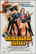"""Movie Posters:Exploitation, Switchblade Sisters and Others Lot (Miramax, R-1996). One Sheets(2) (27"""" X 40""""), Poster (25"""" X 39""""), & Promotional Poster ...(Total: 4 Items)"""