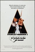 "Movie Posters:Science Fiction, A Clockwork Orange (Warner Brothers, 1971). International One Sheet (27"" X 41""). Science Fiction.. ..."