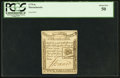 Colonial Notes:Massachusetts, Massachusetts 1779 4s PCGS About New 50.. ...