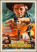 "Movie Posters:Western, Blood on the Moon (RKO, 1948). Italian 2 - Foglio (39"" X 55""). Western.. ..."