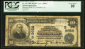 National Bank Notes:Kentucky, Lexington, KY - $10 1902 Plain Back Fr. 627 Phoenix NB & TC Ch.# (S)3052. ...