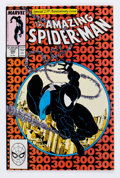Modern Age (1980-Present):Superhero, The Amazing Spider-Man #300 (Marvel, 1988) Condition: VF....