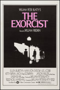 "Movie Posters:Horror, The Exorcist (Warner Brothers, 1974). One Sheet (27"" X 41""), 16mm Style. Horror.. ..."
