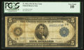 Fr. 851a $5 1914 Federal Reserve Note PCGS Very Good 10