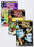 Modern Age (1980-Present):Science Fiction, Star Trek Group (Marvel, 1980-82) Condition: Average NM.... (Total:14 Comic Books)