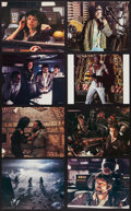 """Movie Posters:Science Fiction, Alien (20th Century Fox, 1979). Deluxe Mini Lobby Card Set of 8 (8"""" X 10""""). Science Fiction.. ... (Total: 8 Items)"""