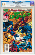 Modern Age (1980-Present):Superhero, Web of Spider-Man #102 (Marvel, 1993) CGC MT 9.9 White pages....