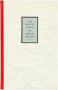 Books:Literature Pre-1900, Oscar Wilde. The Selfish Giant. [New York: Peter Pauper Press, n.d., circa 1932]. ...