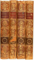 Books:World History, William Robertson. The History of the Reign of the Emperor Charles V, Vols. I-IV. London: A. Strahan, T. Cadell,... (Total: 4 Items)