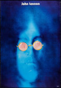 "Movie Posters:Rock and Roll, Imagine: John Lennon (Warner Brothers, 1988). Polish One Sheet(26.5"" X 38.25""). Rock and Roll.. ..."