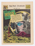 Golden Age (1938-1955):Science Fiction, The Spirit (weekly newspaper insert) #8/3/52 (The Post-Standard, 1952) Condition: VG/FN....