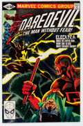 Modern Age (1980-Present):Superhero, Daredevil #168 (Marvel, 1981) Condition: VF+....