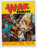 Golden Age (1938-1955):War, War Comics #1 (Dell, 1940) Condition: VG....