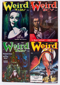 Pulps:Horror, Weird Tales Group (Popular Fiction, 1951-74) Condition: AverageVG/FN.... (Total: 26 Items)