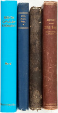 Books:Americana & American History, Group of Four Books on Civil War Regiments and Infantry. Variouspublishers and dates. ... (Total: 4 Items)